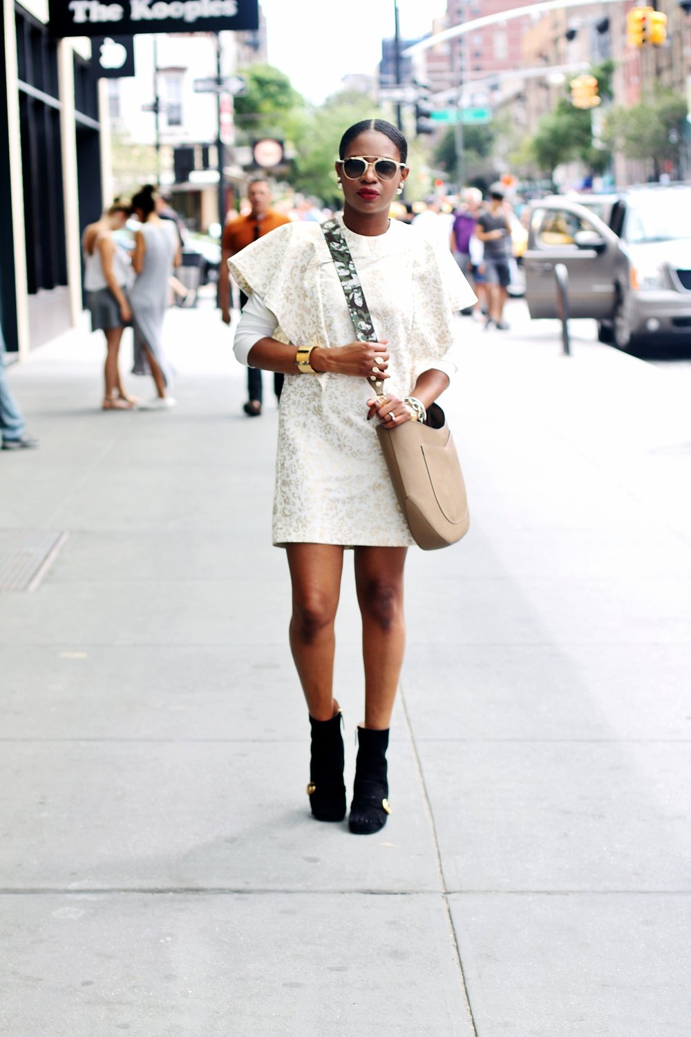 STREET STYLE PHOTOS BY CANDACE REED
