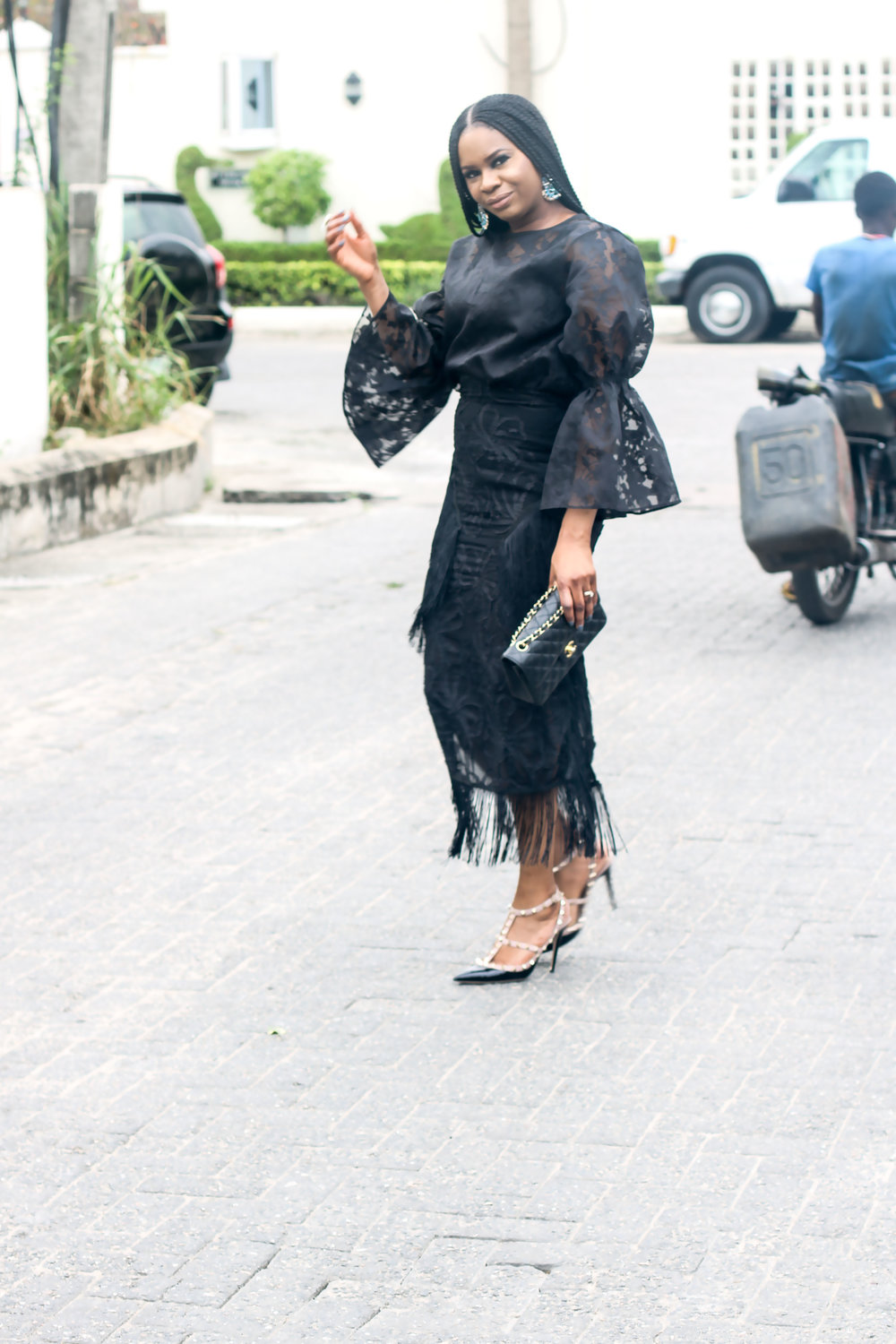 LACE IN LAGOS