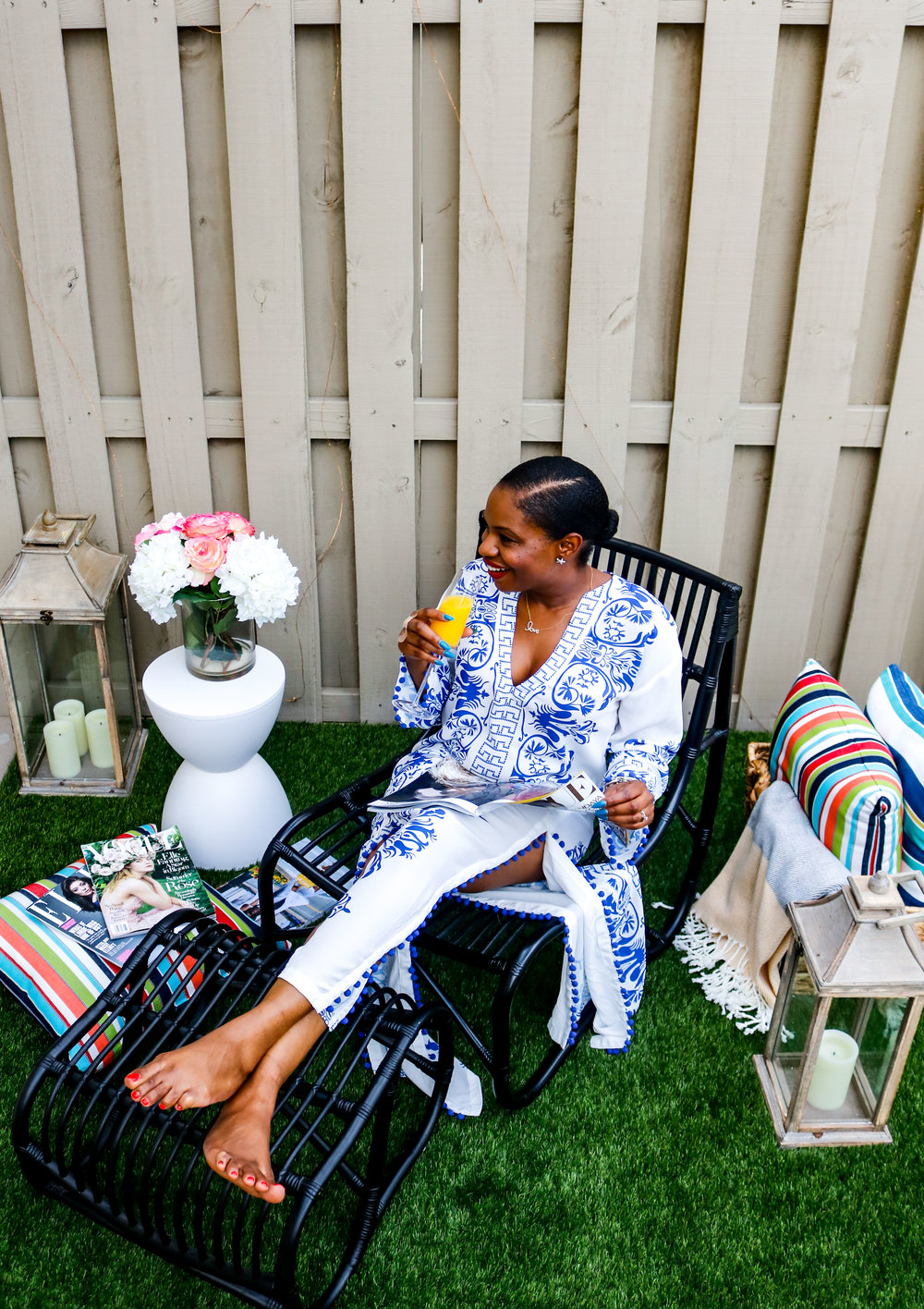 CREATING A BEAUTIFUL OUTDOOR SPACE WITH BED BATH AND BEYOND