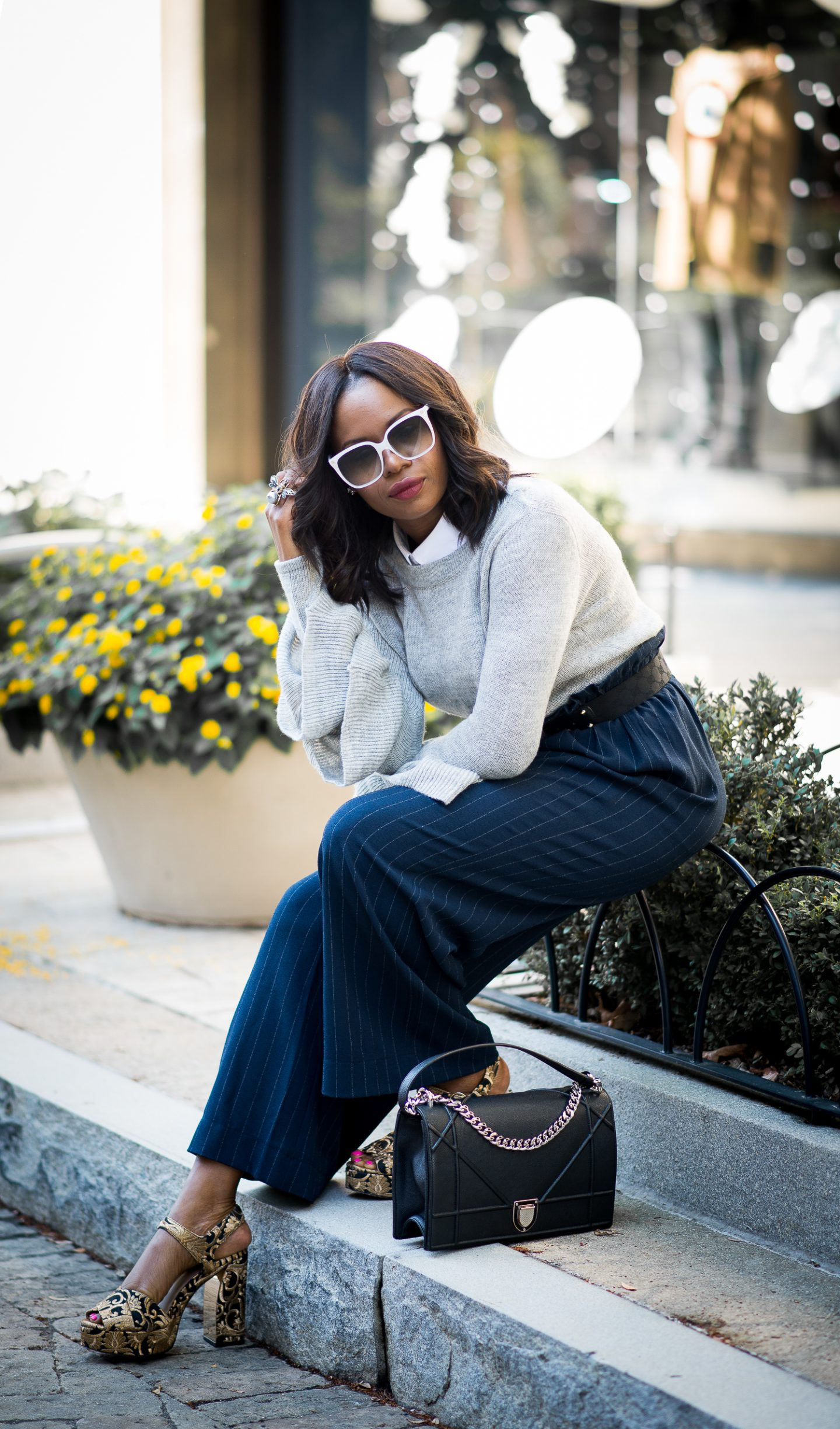 Bell Sleeve Top And How To Style The Trend For Fall