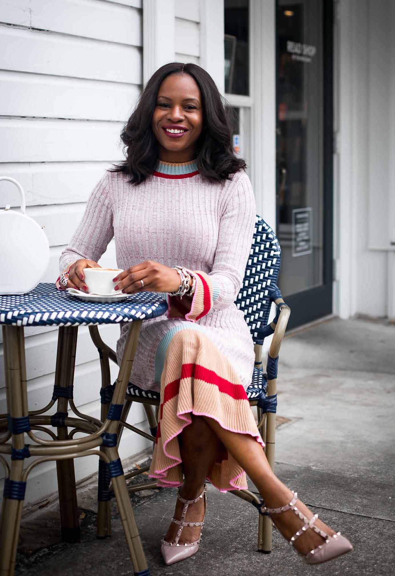MIDI KNIT DRESSES YOU WILL FALL IN LOVE WITH