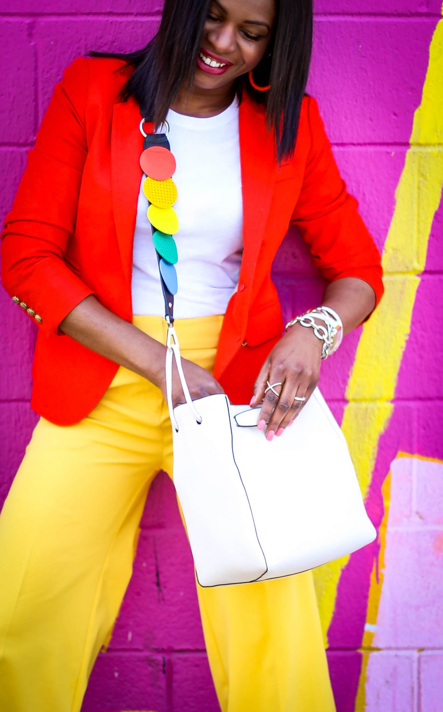 THE BLOCK IS HOT – HOW TO COLOR BLOCK THIS SPRING