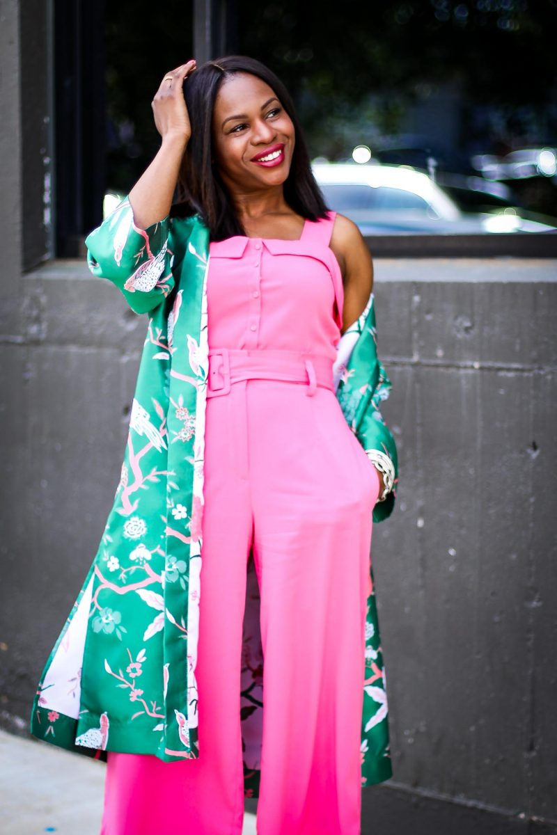 Green And Pink How To Incorporate The Pairing Into Your Spring Closet
