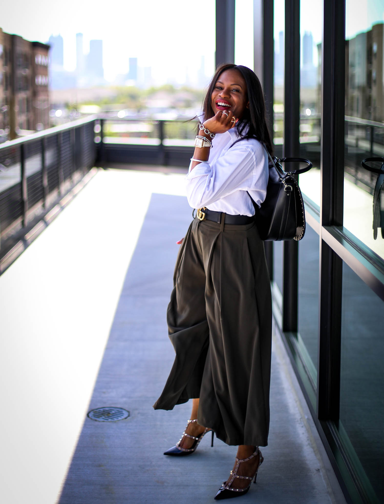 spring culottes