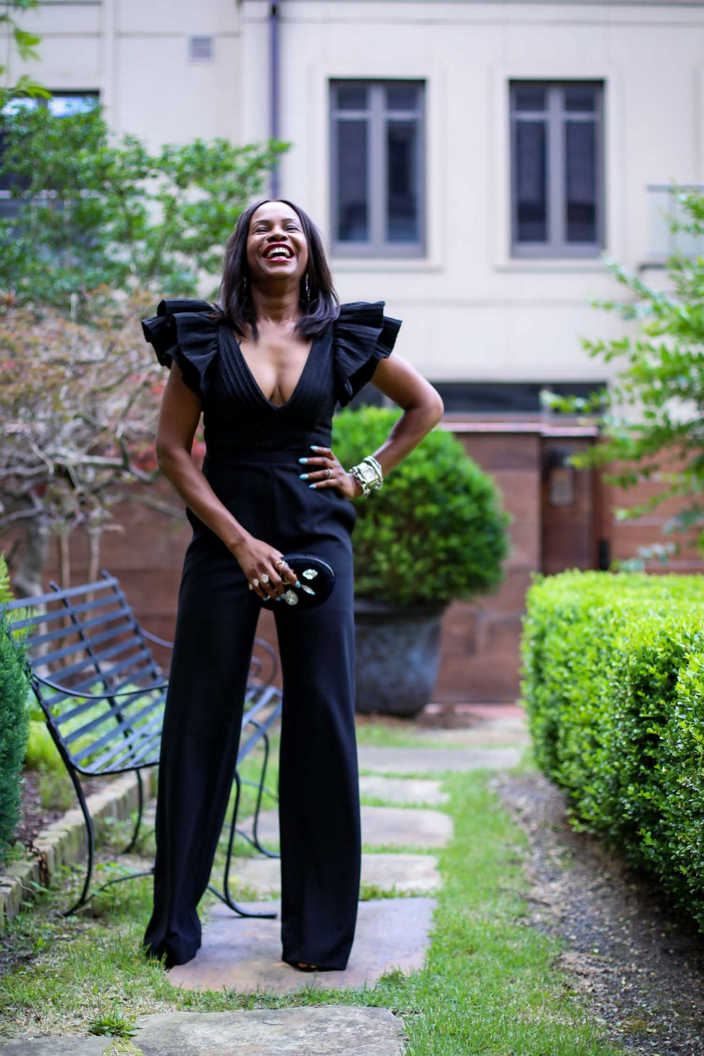 Summer Black Jumpsuit And Why It Is A Summer Must Have