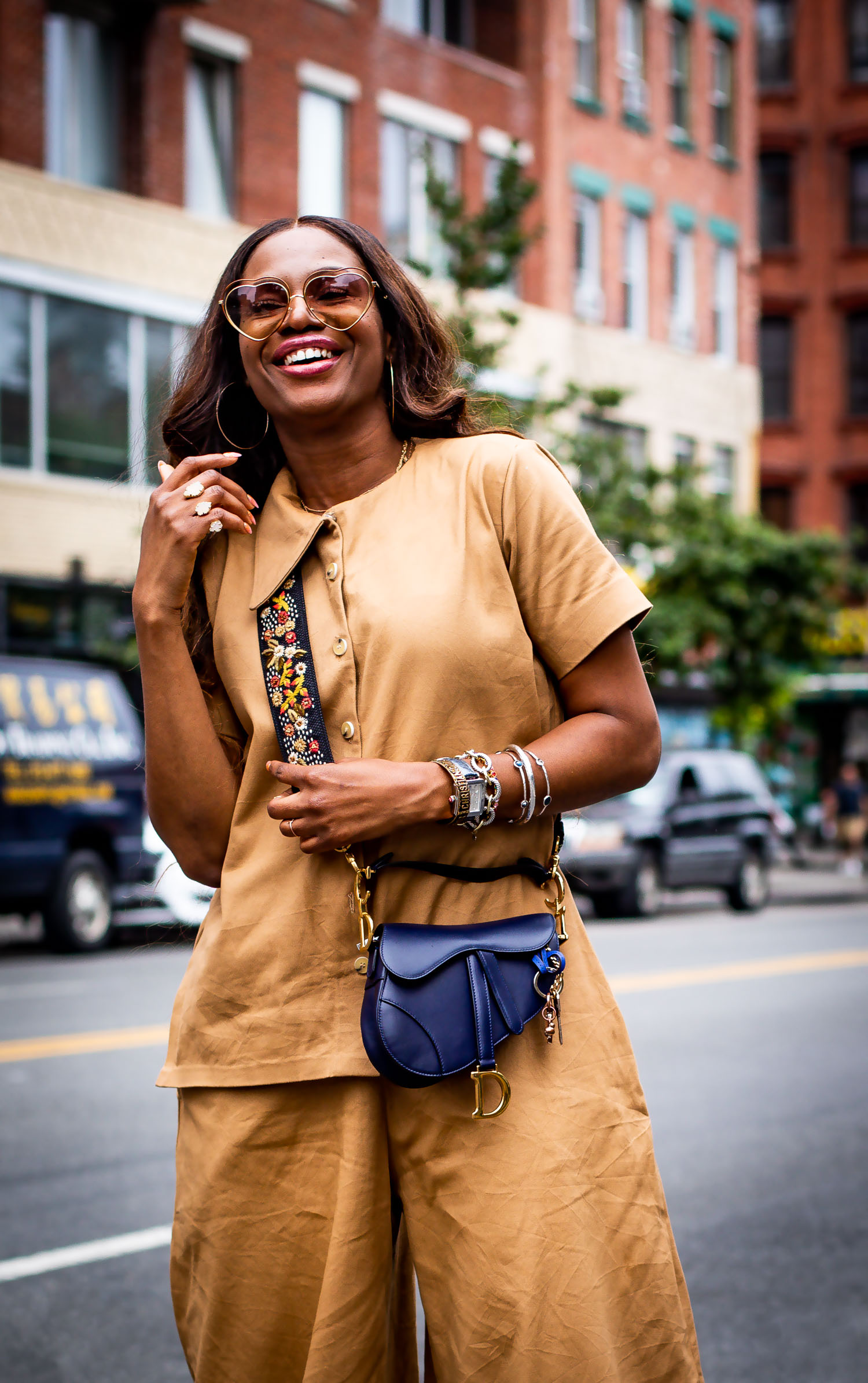 25f02585487 3 tips on how to look chic in a utility jumpsuit. Atlanta fashion and  lifestyle