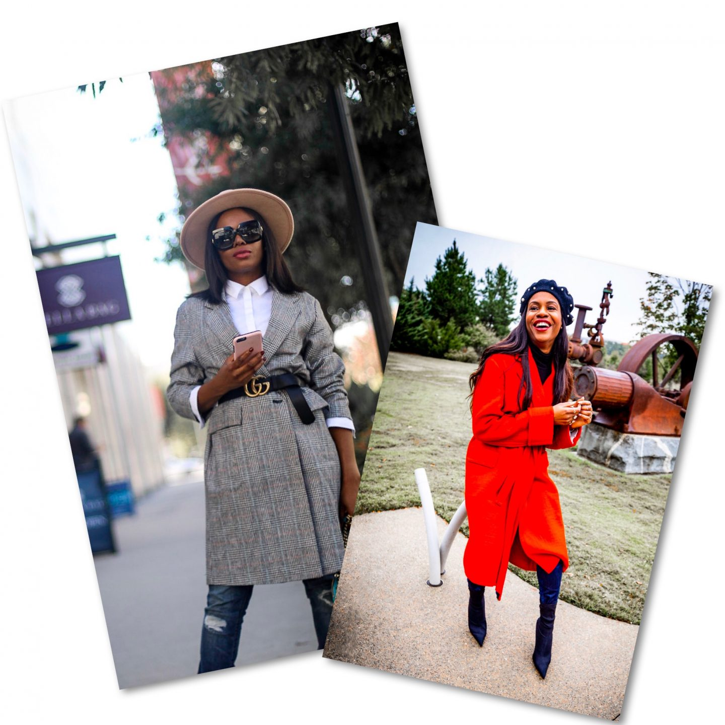 Atlanta blogger Monica Awe-Etuk shows you the 5 hottest coats you need in your closet right now
