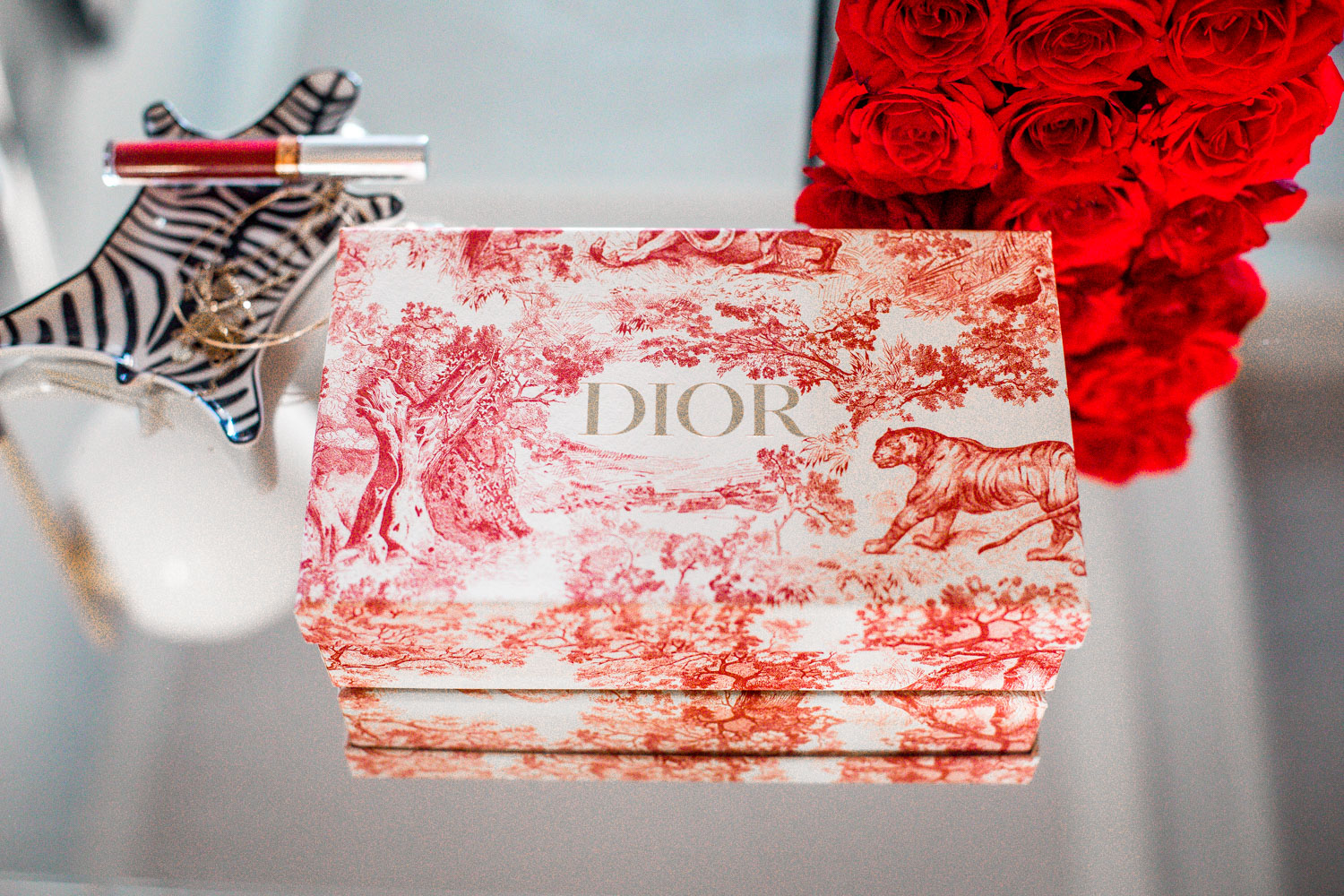 Atlanta fashion blogger Monica Awe-Etuk unboxes new Dior belt bag in blue oblique and how I determine which bags to splurge on.