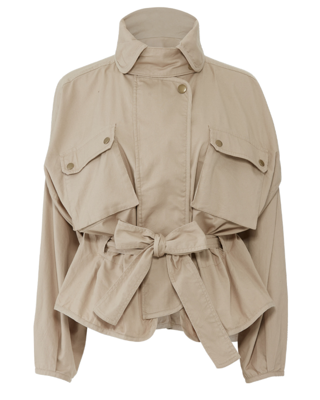 utility trend, utility chic, cargo jacket, utility jacket, spring trends