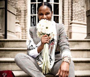 one of Atlanta's most influential fashion and lifestyle bloggers monica awe-etuk