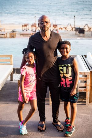 Atlanta fashion and lifestyle blogger Monica Awe-Etuk and family in Lagos nigeria, what to pack when traveling to west africa
