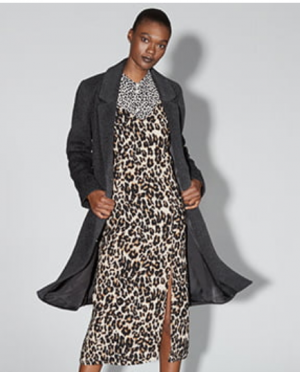 leopard print dress on sale from the nordstrom anniversary sale #nsale , nordstrom anniversary sale