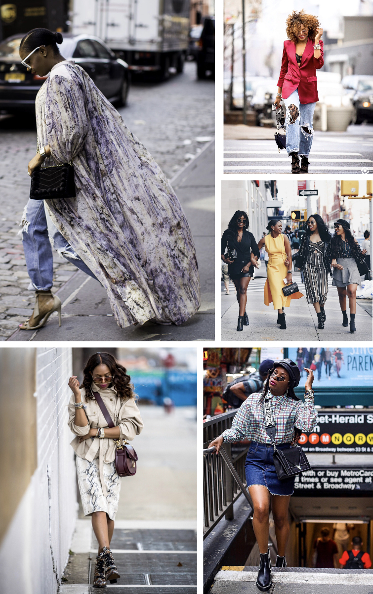 top atlanta fashion and lifestyle blogger shares her top 10 nyfw outfits from over the last three years. top NYFW looks, streetstyle, nyfw, what to wear to nyfw, best trends from nyfw, top nyfw trends