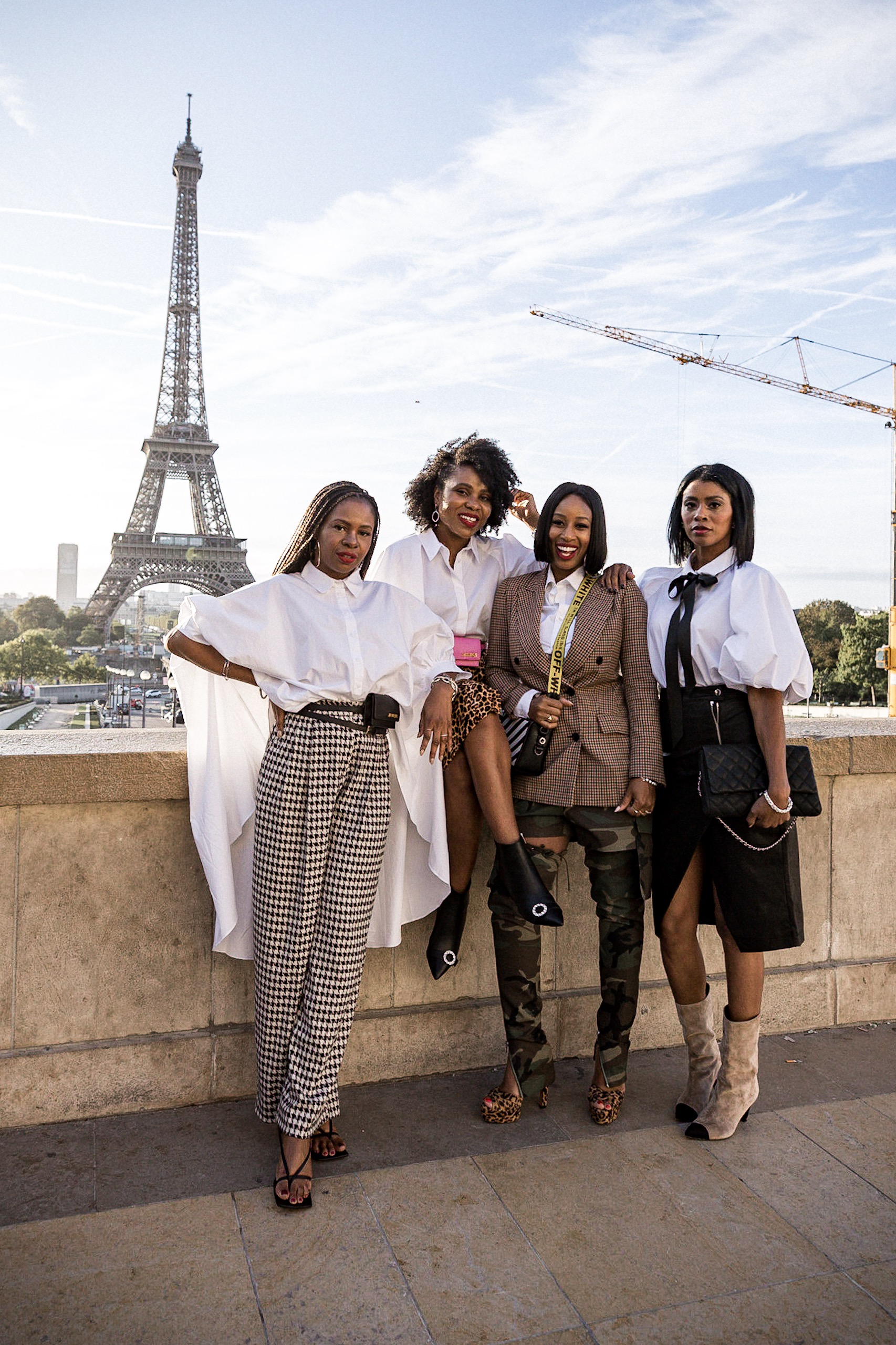 black bloggers in paris, paris blogger, what to wear in paris,