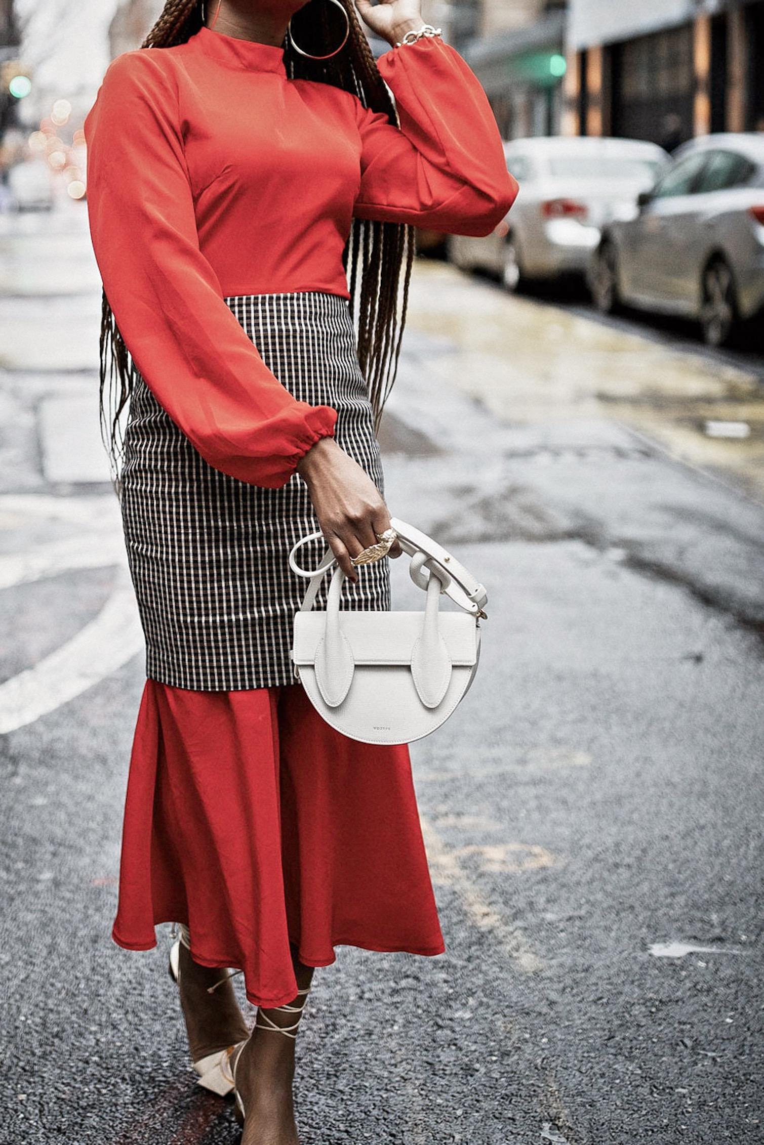 yuzefi, frame bag, bag trends, white bag, most popular bags
