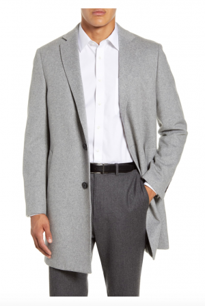 grey coat, christmas gifts for him, best christmas gifts, best gifts for him