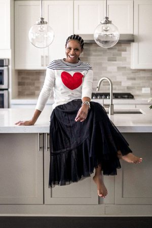 atlanta blogger monica awe-etuk in her new house, home tour, house tour, empty house tour, i got my dream home, picking the perfect home, how to pick the best home, how to pick the house of your dreams