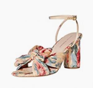floral sandals, loffer Randell
