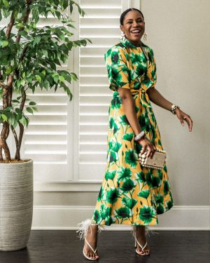 buru dress, atlanta blogger creates the perfect chic outfits for summer, brothers veillis
