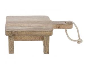 riser, wood, pedal stool
