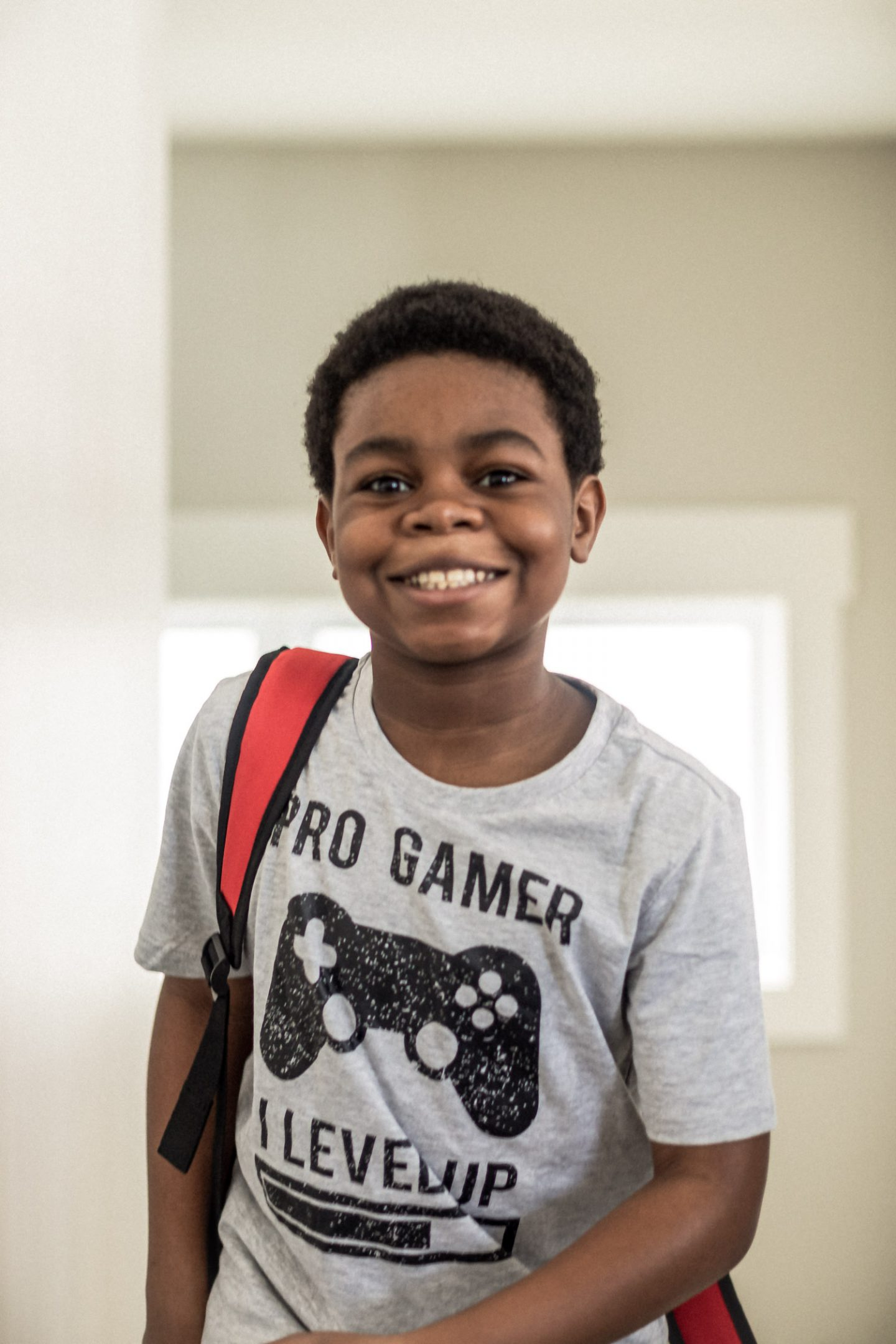 atlanta blogger's kids wearing walmart for back to school, how we are getting ready for online schooling, online schooling during covid, walmart, back to school with walmart, back to school supplies from walmart