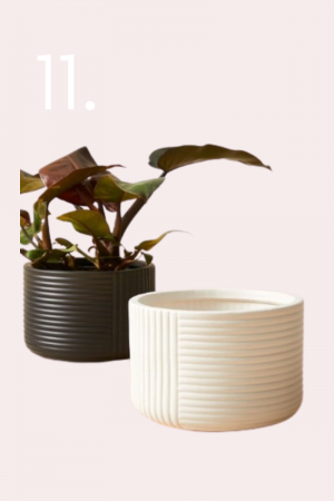 indoor/outdoor planters, holiday gifts, gifts for the home, gift guide, oil diffuser