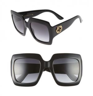 gucci sunglasses, black glasses,