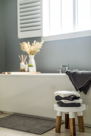 atlanta blogger creates the perfect at home sanctuary with liens and towels from target's casaluna collection, large tube,