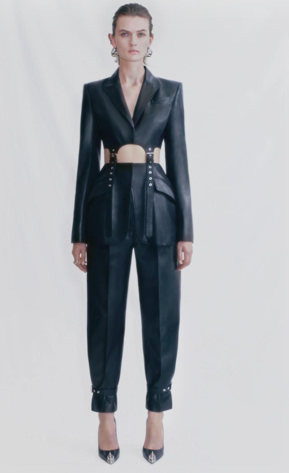2021 fashion trends, cutouts,
