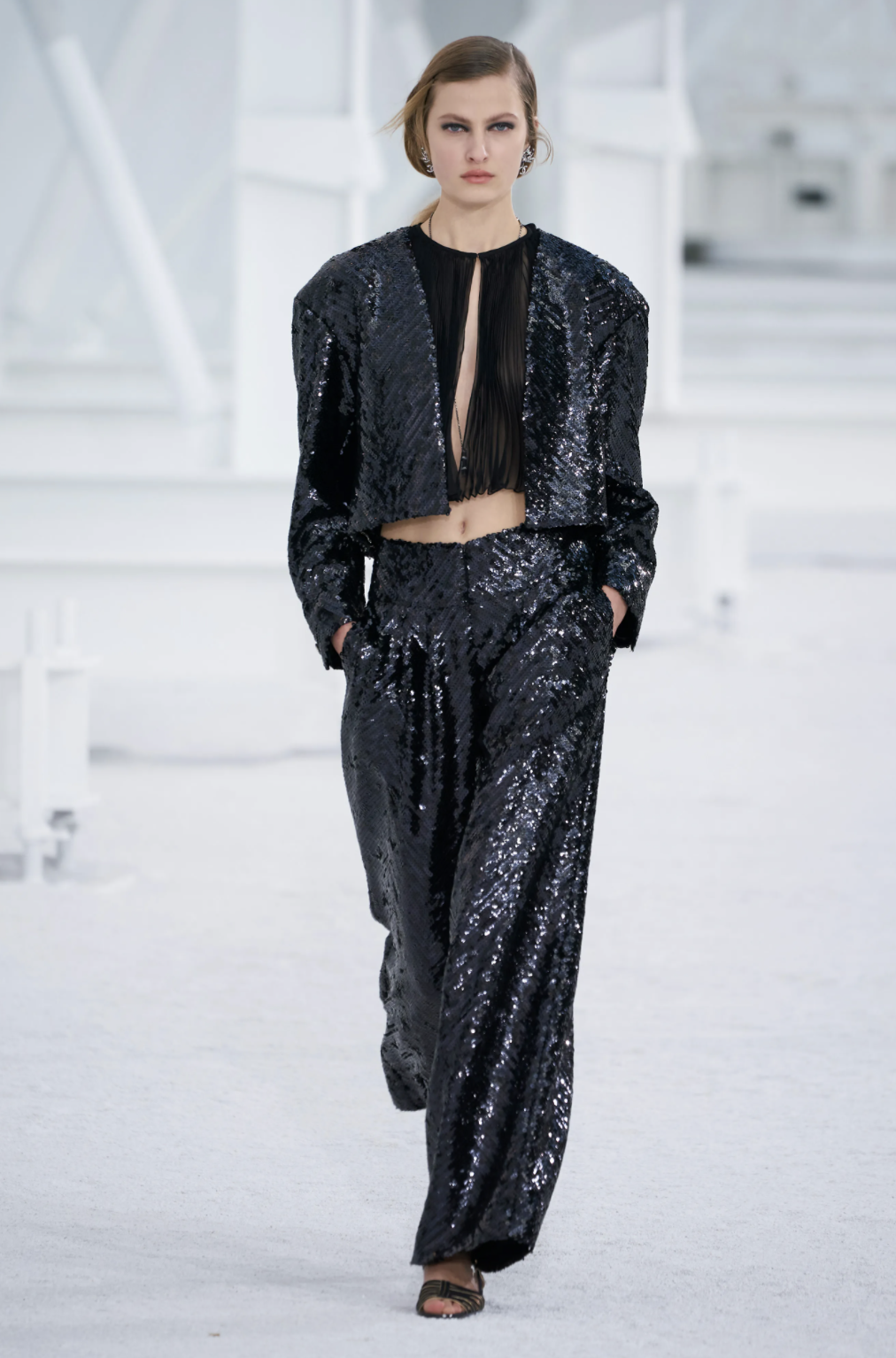 fashion trends, sequin