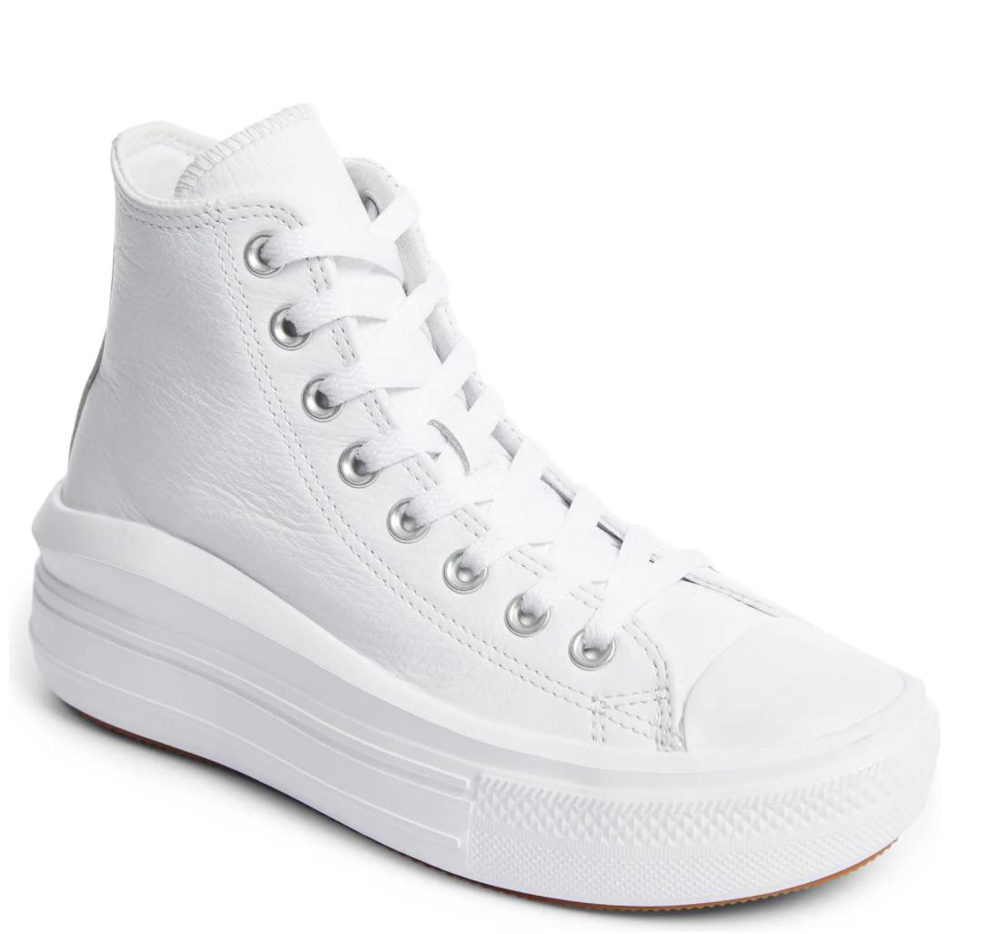 nordstrom anniversary sale, converse, platform sneakers